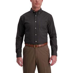 Small Gingham Shirt , True Navy