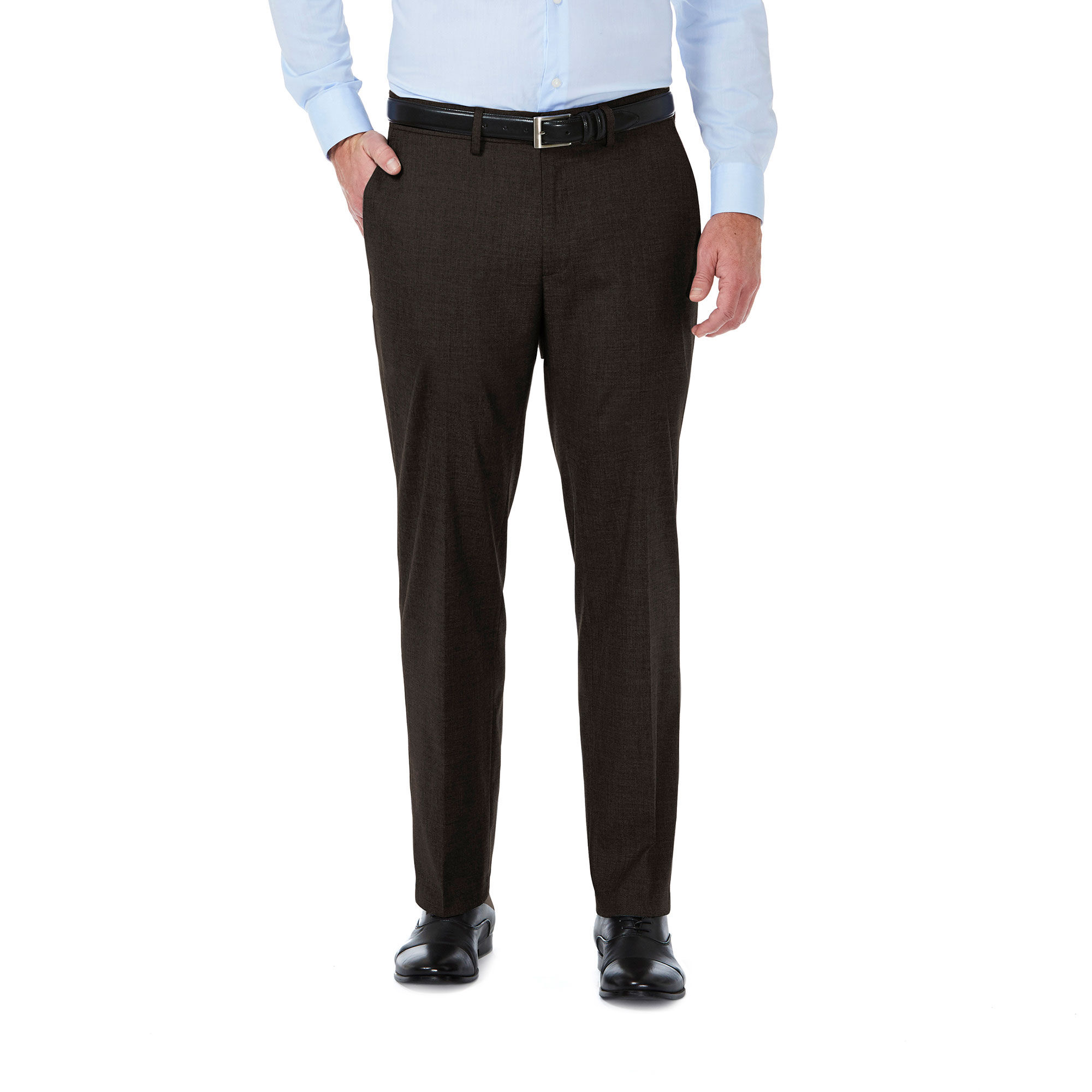 Blazer and Pant Haggar Mens Active Series Classic Fit Stretch Suit Separate