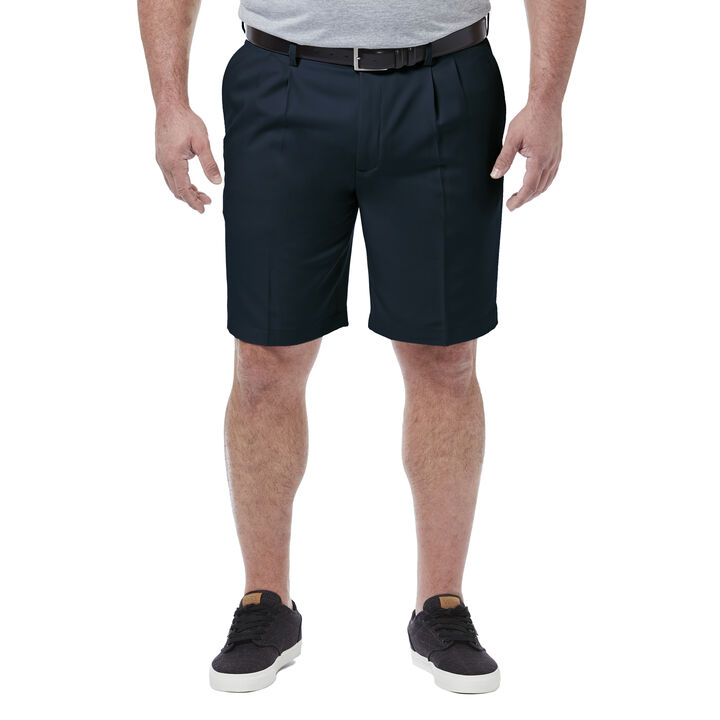 Big & Tall Cool 18® Pro Short, Navy open image in new window