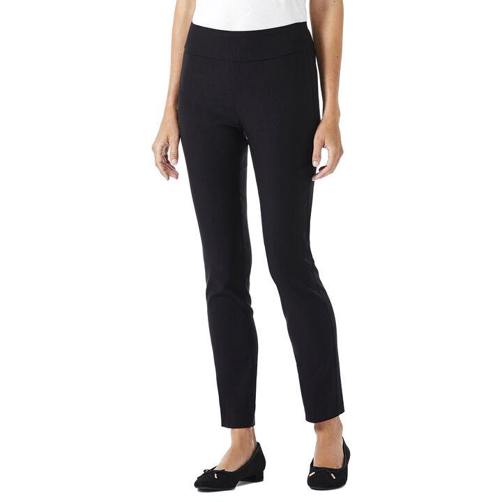 Flatten It Slim Ankle Pant,  Black