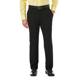 J.M. Haggar Premium Stretch Dress Slack, Black