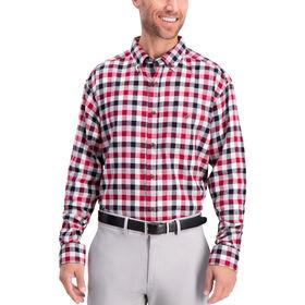 e0e0557e230 Heathered Gingham Flannel Shirt