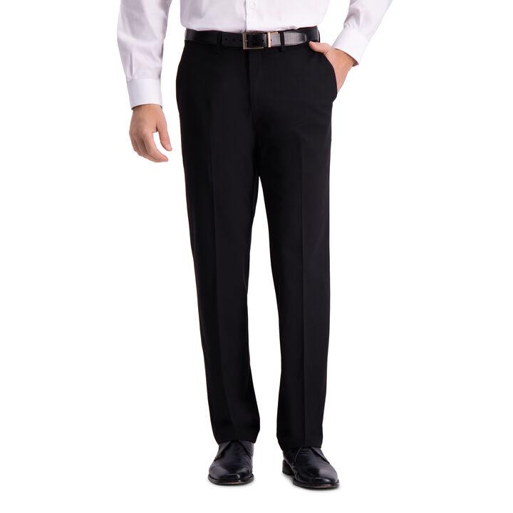 J.M. Haggar 4-Way Stretch Dress Pant, Blue