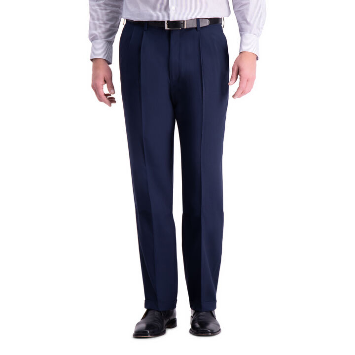 Premium Comfort Dress Pant, Indigo open image in new window