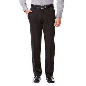 Big & Tall Travel Performance Suit Separates Pant, Black