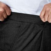 J.M. Haggar Premium Stretch Suit Pant - Pleated Front,  4