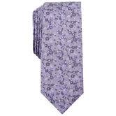 Floral Tie, Red 2