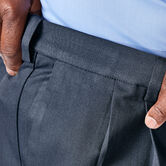 Big & Tall Cool 18® Pro Heather Pant, Heather Navy view# 4