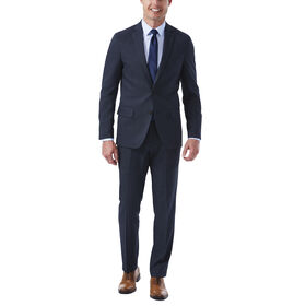 Travel Performance Suit Separates Jacket, DARK BLUE