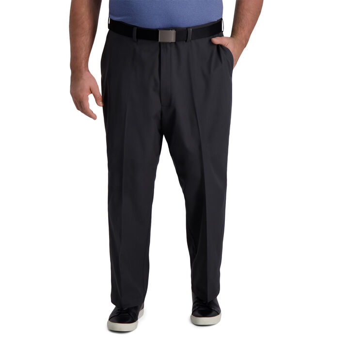Big & Tall Cool Right® Performance Flex Pant, Dark Heather Grey