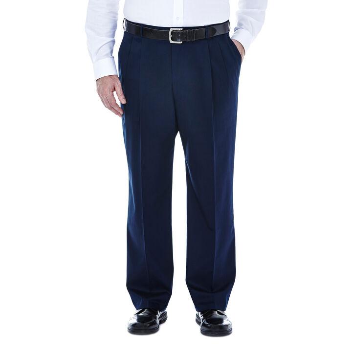 Big & Tall Premium No Iron Khaki, Dark Navy