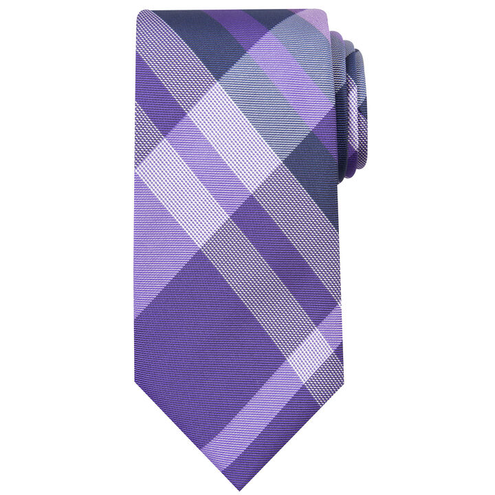 Noland Plaid, Purple
