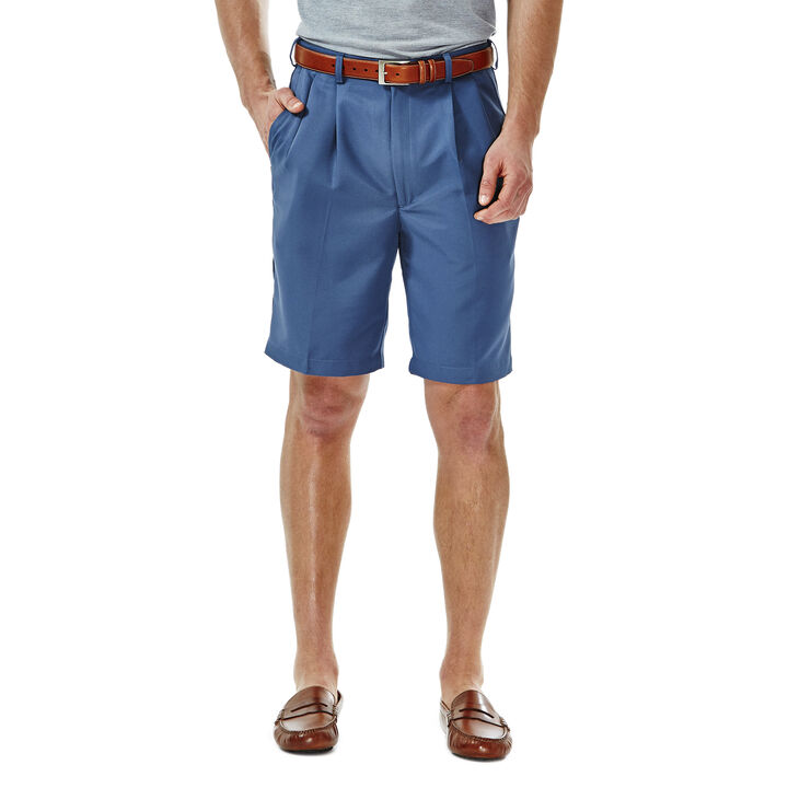 Cool 18® Shorts, Lt Stonewash open image in new window