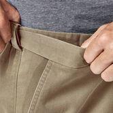 Stretch Cargo Short w/ Tech Pocket, Khaki 4