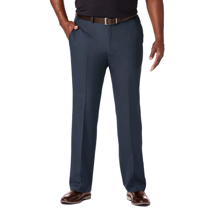 Big & Tall Cool 18® Pro Heather Pant, Heather Navy
