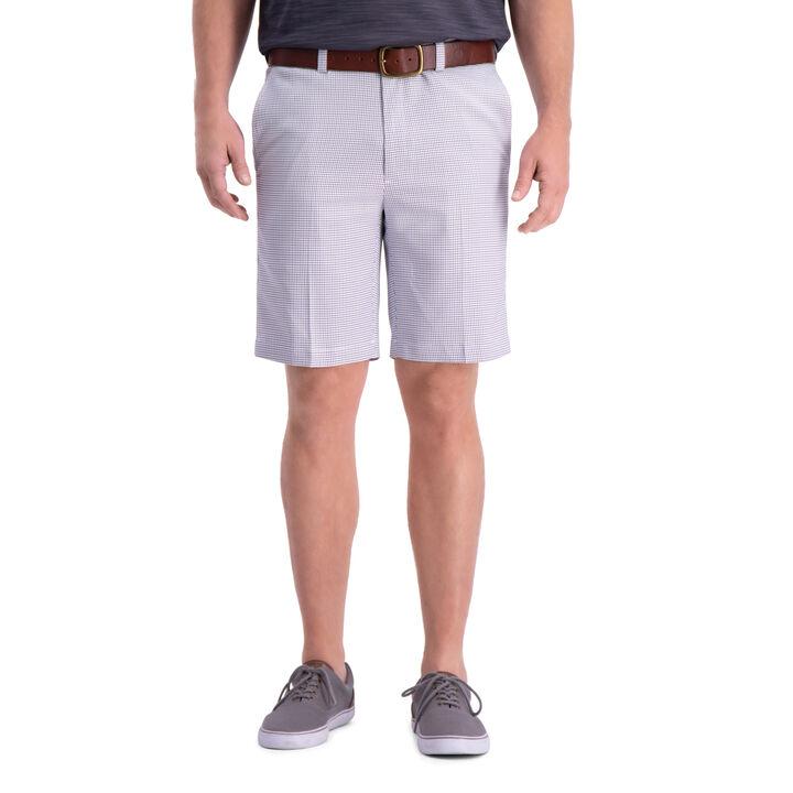 Cool 18® Pro Tattersall Plaid Short, Blue