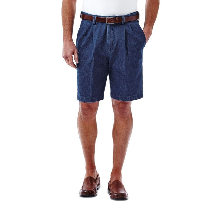 Work to Weekend Denim Short, Dark Blue