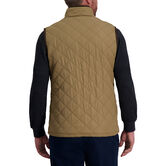 Quilted Vest,  Driftwood 2