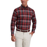 Exploded Plaid Weekender Shirt ,  Gem Focus 1