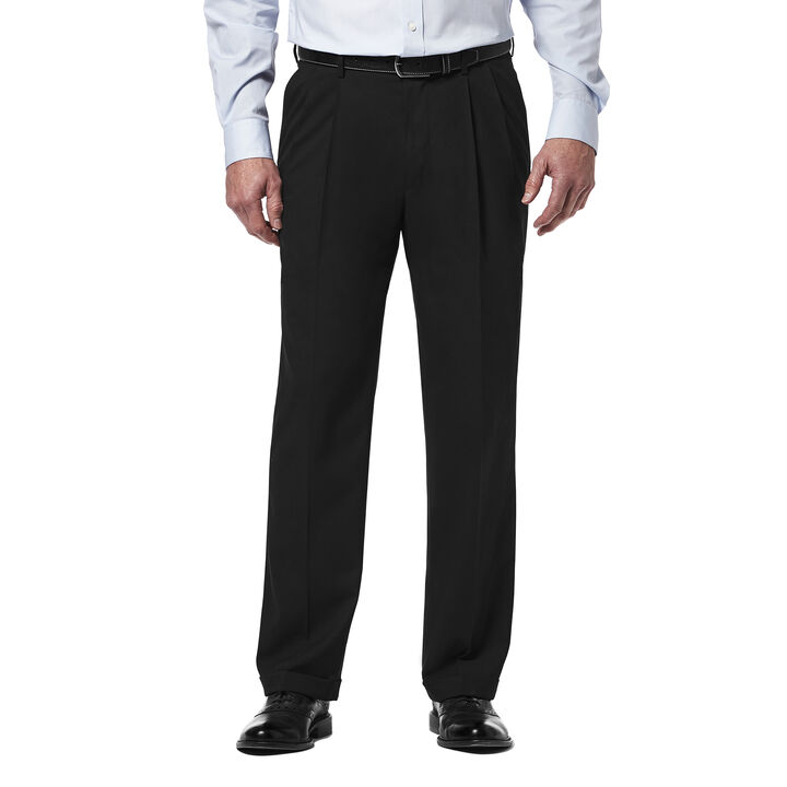 Premium Stretch Dress Pant, Black open image in new window