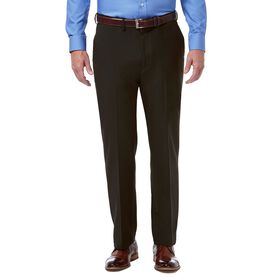 Premium Comfort Dress Pant, Dark Chocolate