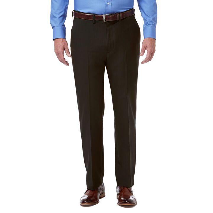 Premium Comfort Dress Pant, Dark Chocolate