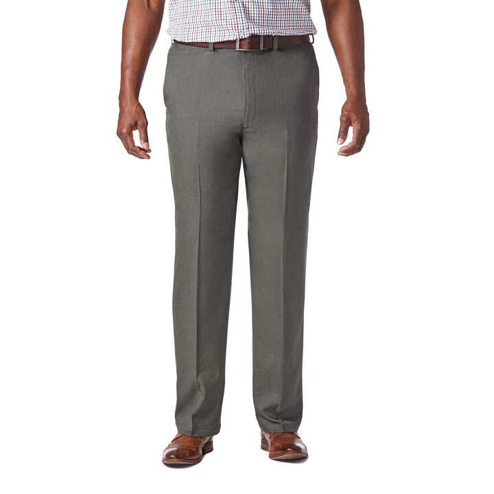 Big & Tall Cool 18® Pro Heather Pant, Heather Grey