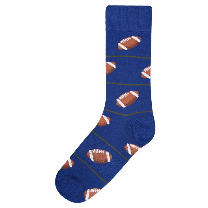 Football Socks, Navy