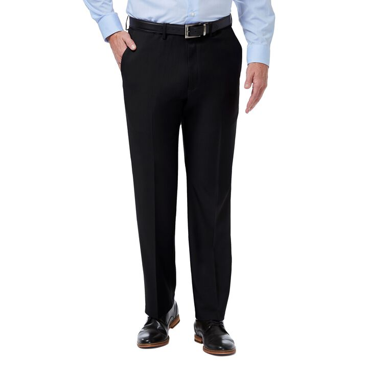 Premium Comfort Dress Pant, Black open image in new window