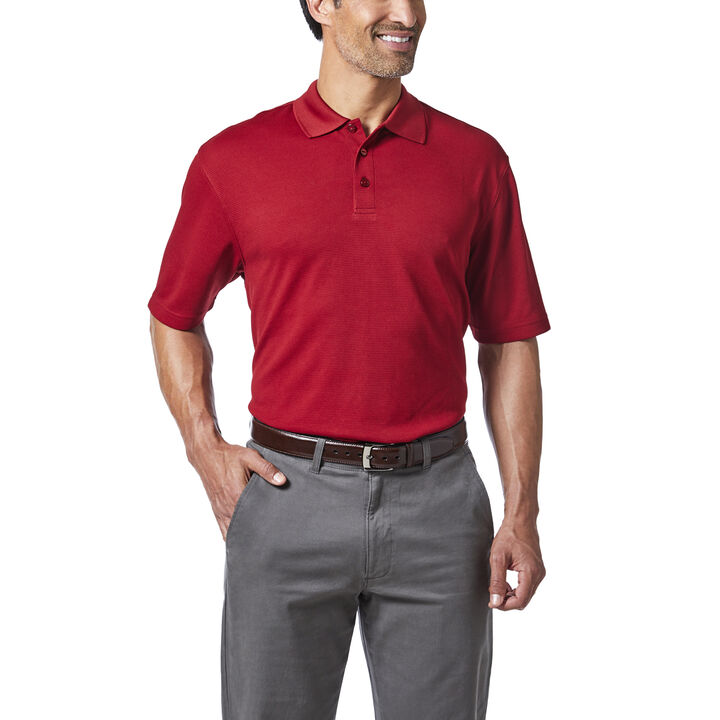 Cool 18® Golf Polo, Rio Red