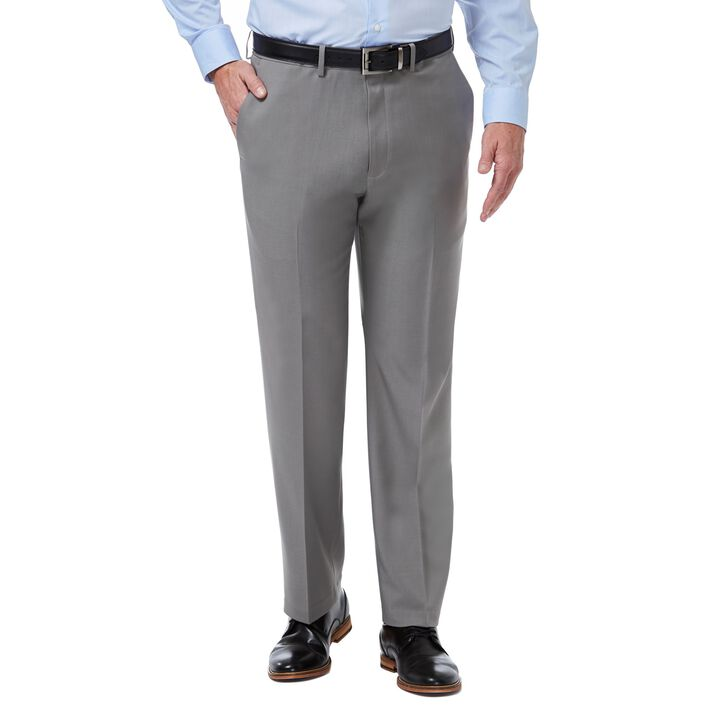 Premium Comfort Dress Pant, Grey open image in new window