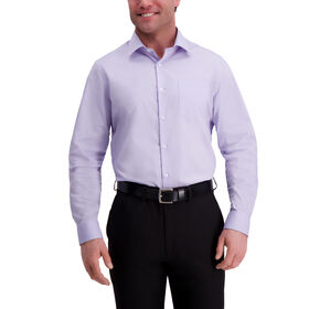 Premium Comfort Dress Shirt, Lavendar