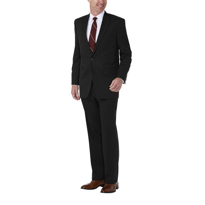 J.M. Haggar Premium Stretch Shadow Check Suit Jacket,