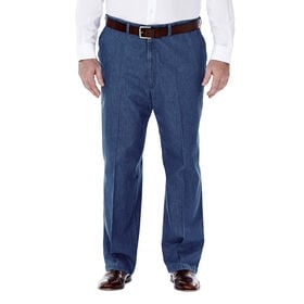 Big & Tall Work to Weekend® Denim, Lt Stonewash