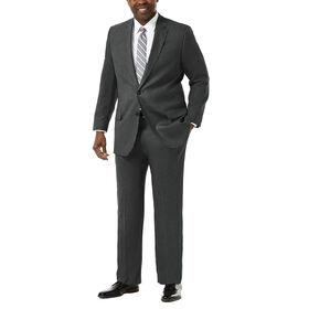Big & Tall J.M. Haggar Premium Stretch Suit Jacket, Medium Grey