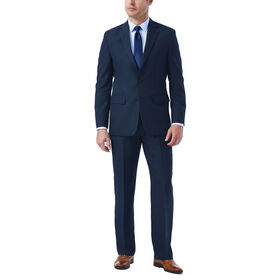 Travel Performance Suit Separates Jacket, Navy