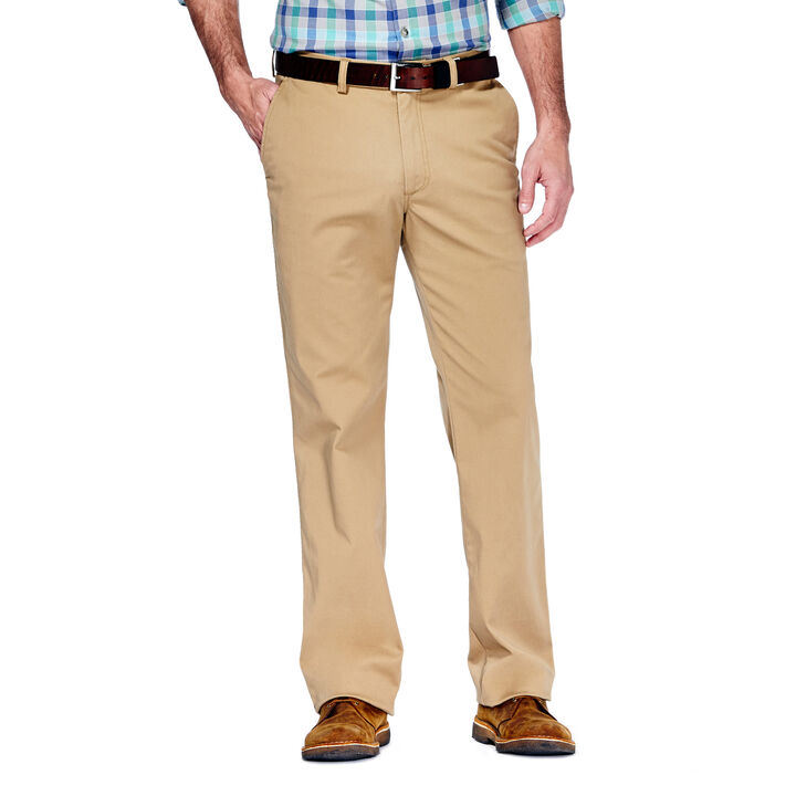 Life Khaki Sustainable Chino, Camel