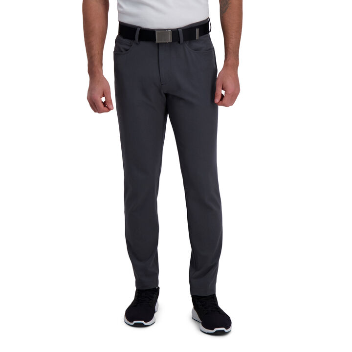 The Active Series™ 5-Pocket Tech Pant, Dark Grey