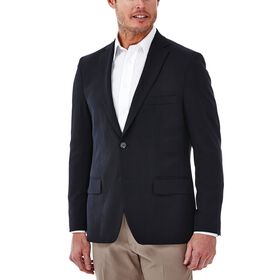 Haggar InMotion Blazer, Midnight