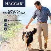 Coastal Comfort Chino, Medium Grey view# 4