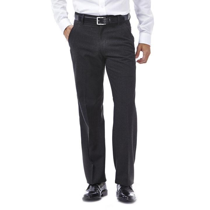 Haggar Heritage 5 Pocket Herringbone Pant,  Charcoal