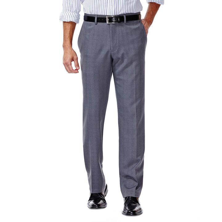 E-CLO™ Stretch Slack - Heathered Plaid, Medium Grey