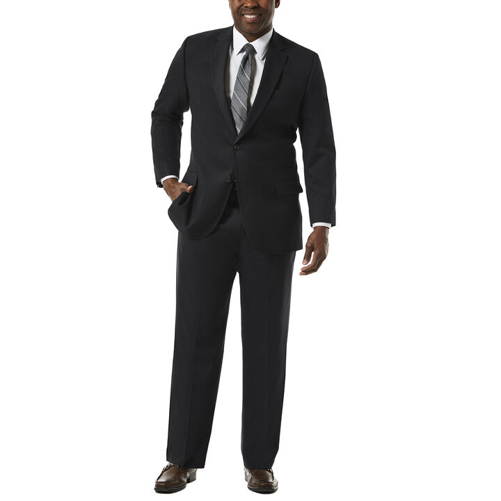 Big & Tall J.M. Haggar Premium Stretch Suit Jacket,