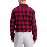 Buffalo Plaid Shirt, Tibetan Red 2