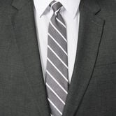 Big & Tall J.M. Haggar Premium Stretch Suit Jacket, Medium Grey, hi-res