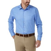 Fitted Dress Shirt, Euro Blue 1