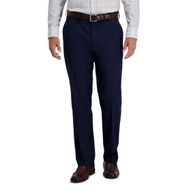 J.M. Haggar Heather Diamond Pant, Navy