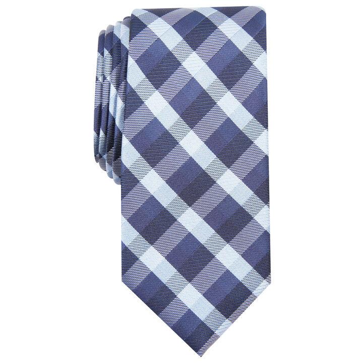 Grid Tie, Navy
