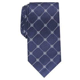 Henry Neat Tie, Navy