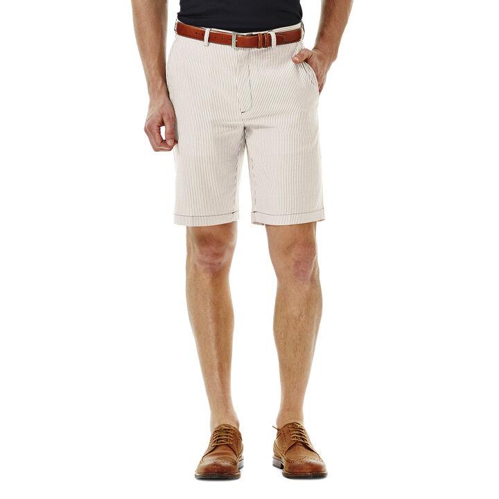 Cool 18® Seersucker Stripe Short,